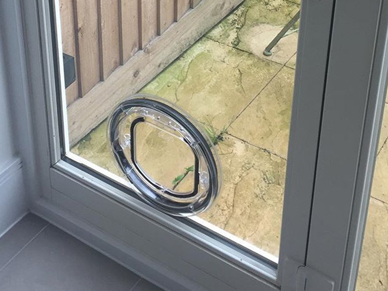 staywell infrared cat flap